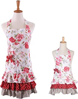 mommy and me apron patterns free