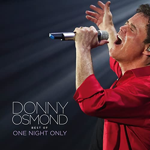donny osmond close every door mp3