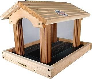 Best large wooden bird feeders Reviews