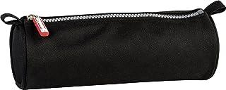 Brunnen 104911590 Pennenetui Crinkle (rond, 22 x 8 cm) zwart