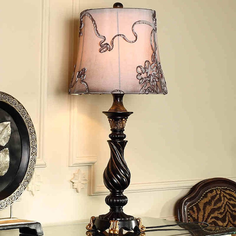 JCRNJSB® Neoklassizistische Retro europäische Lampe Luxus Schlafzimmer Schlafzimmer Schlafzimmer Bedside Lampe American Lampe Kreative Wohnzimmer Licht ohne Lichtquelle Energiesparend, dimmbar, B078KJP6LD       Ausgang  c577a8