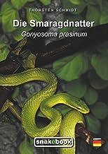 Die Smaragdnatter: Gonyosoma prasinum (SNAKEBOOK) (German Edition)