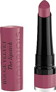 Bourjois Velvet The Lipstick Barra De Labios Tono 019 (Place des Roses) 2.4 gr