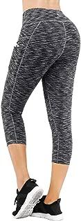 LifeSky Yoga Pants for Women with Pockets High Waist...