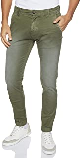 Tommy Jeans Men's Tjm Scanton Washed Chino Trouser