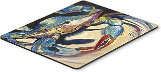 Caroline's Treasures Blue Crab Mouse Pad/Hot Pad/Trivet (JMK1094MP)