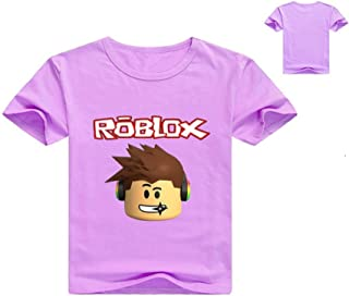 Herse Kids Boys/Girls T-Shirt Roblox