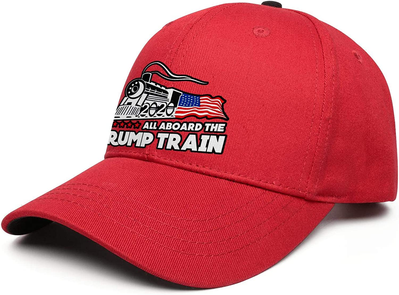 Novel Souvenirs- Stylish Baseball Caps,Trump-2020- Customized Fisherman Bucket Sun Hat