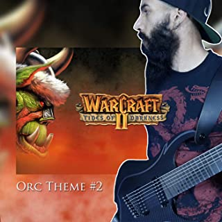 Warcraft II - Orc Theme 2 (From