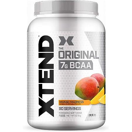[海外直送品] Scivation Xtend BCAA Mango Madness (マンゴーマッドネス) 90杯分 [並行輸入品]