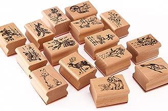 owl stamp set