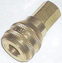 Eaton Hansen Series 3000 Brass Air Coupler Body 1/4