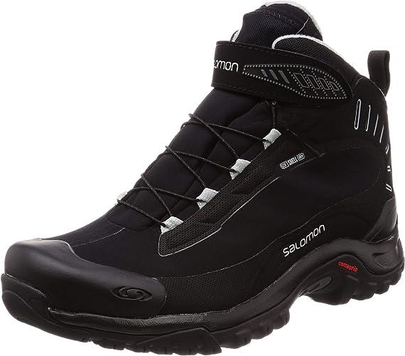 SALOMON Chaussures Hiver pour Hommes Deemax 3 TS WP Noir