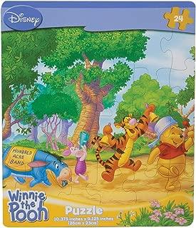 Winnie the Pooh - Parade 24-Piece Puzzle