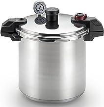 T-fal Pressure Cooker, Pressure Canner with Pressure Control, 3 PSI Settings, 22 Quart,..