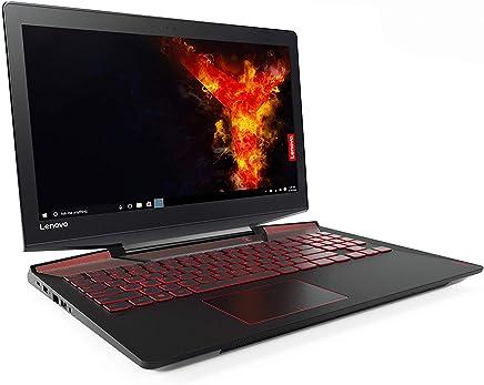 """Lenovo Laptop Gaming Legion Y720-15IKB 15"""" FHD, Intel Core i7, 16GB RAM, 1TB HDD + 128GB SSD, Gráficos NVIDIA GTX 1060, Windows 10"""