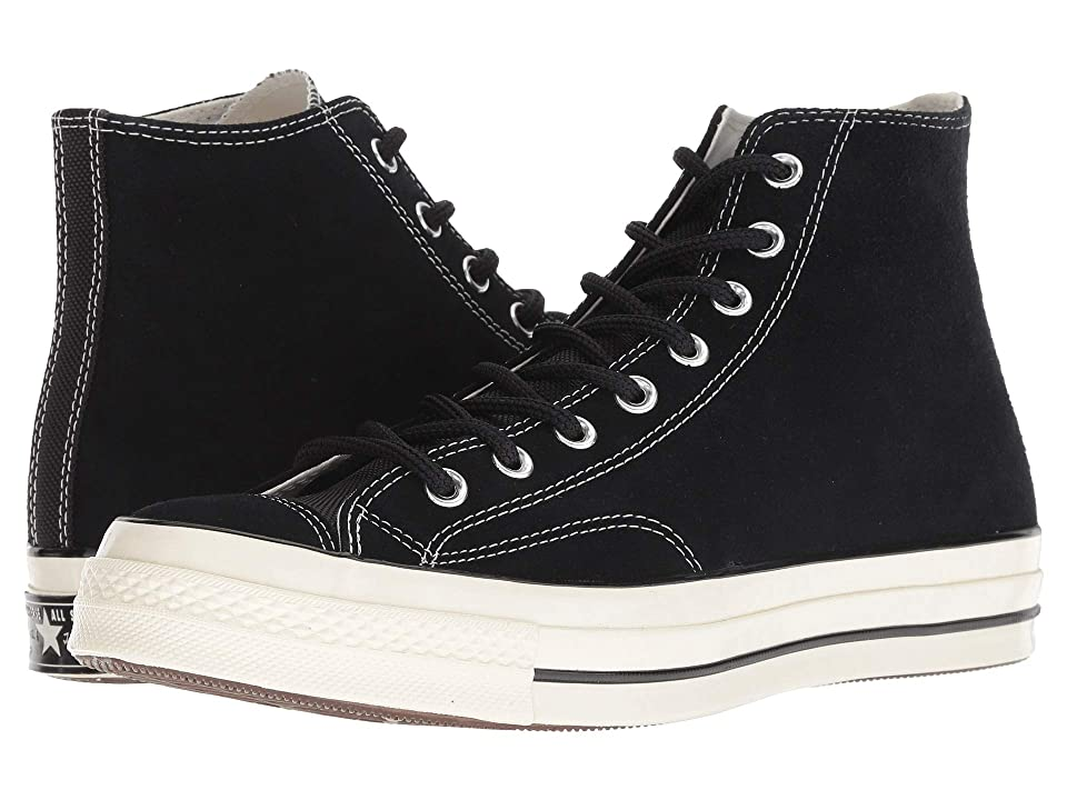 8772b852d9d6 Converse Chuck 70 Base Camp Suede Hi (Black Black Egret) Lace up