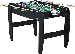 KICK Liberty 48″ in Black Foosball Table