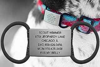 The Pet ID Jingle Free Peace of Mind Dog Tag