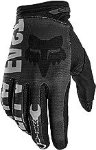 Fox Racing 180 Illmatik メンズオフロードバイクグローブ ブラック/グレー/スモール