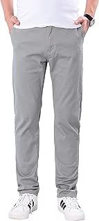 (アイラブコス)iLoveCos チノパン スキニー ロングパンツ スリム ストレッチ カジュアル 定番 綿 メンズ ズボン ボトムス テーパード パンツ スラックス イージーケア オールシーズン