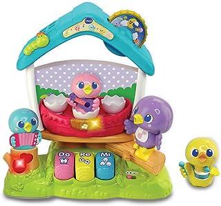 Vtech Musical Bird Play House, Multi-Colour, Vt80-522403