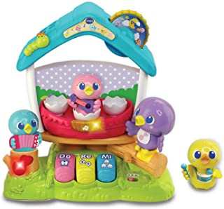 Vtech Musical Bird Play House, Multi-Colour, Vt80-522403