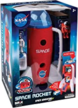 DARON Adventure Series: Space Rocket with Lights, Sounds & Figurines, NASA