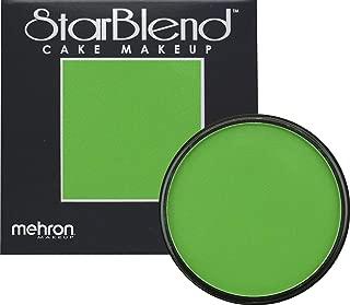 Mehron Makeup StarBlend Cake (2 oz) (Green)