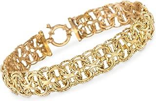 Best gold oval bracelet Reviews