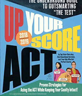 Up Your Score Act: 2018-2019 Edition