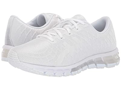 ASICS GEL-Quantum 180 4 (White/White) Women