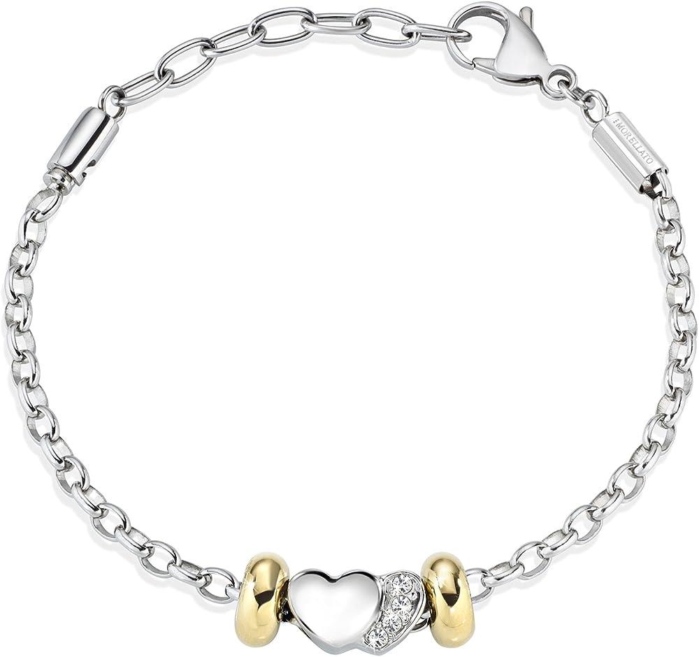 Morellato bracciale da donna  in acciaio inossidabile SCZ714