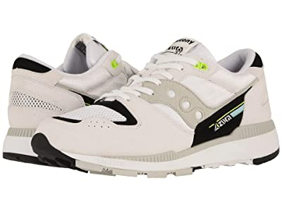 Saucony Originals Azura (White/Grey) Men