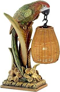 Kathy Ireland Parrot Paradise Table Lamp