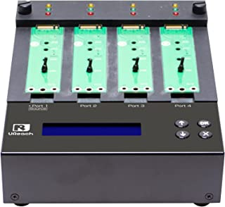 U-Reach Slim Version NVMe Duplicator and Sanitizer 1-3 (U-Reach Slim Version NVMe Duplicator and Sanitizer 1-3)