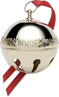 Wallace 26th Edition Gold Plated Sleigh Bell