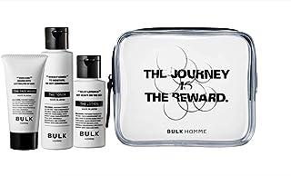 バルクオム (BULK HOMME) バルクオム(BULK HOMME) THE TRAVEL SET FOR FACE CARE【旅行や持ち運びに】 洗顔 フローラル セット 20g+40mL+20mL