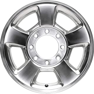 Partsynergy Replacement For New Aluminum Alloy Wheel Rim 17 Inch Fits 06-08 Dodge Ram 1500 05-09 Ram 2500 3500 8 Lug