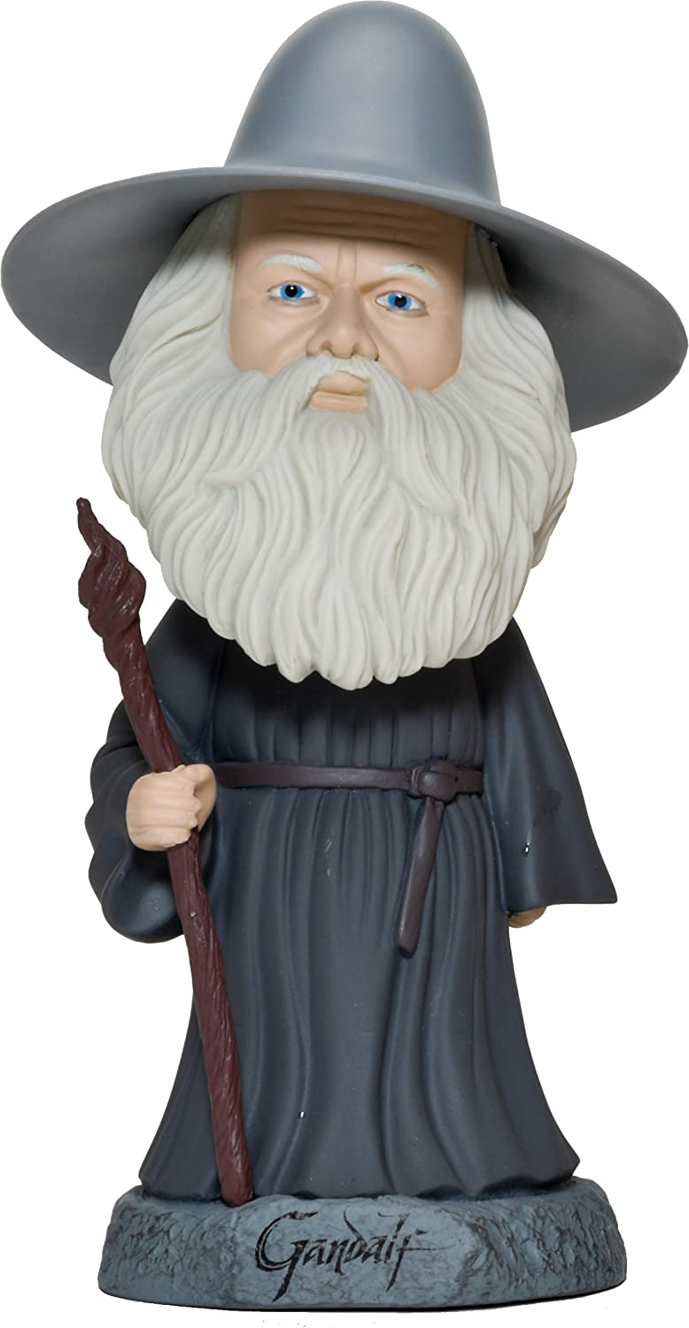 The Hobbit - Gandalf Bobble Head 15 cm