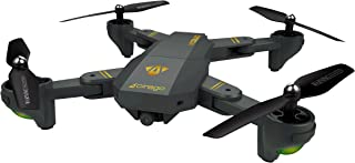 CIRAGO FPV RC Drone with Camera Live Video, Quadcopter Foldable Drone with 720P HD 2MP 120° Wide-Angle Camera for Kids & Beginners, Altitude Hold, Headless Mode, One Key Return, APP Control Toys