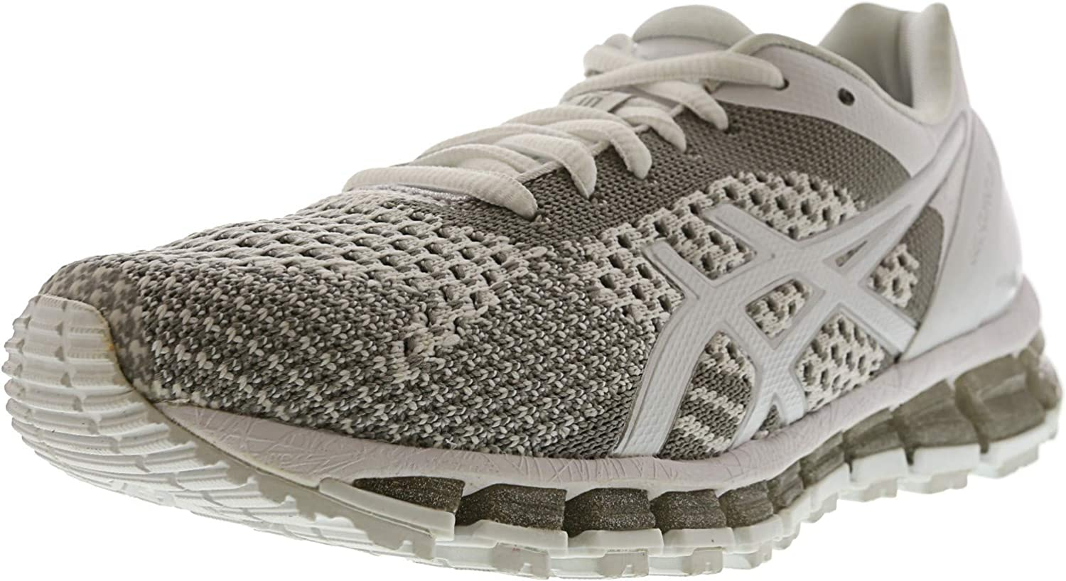 ASICS Women's GEL-Quantum 360 3 Running shoes,White Snow Silver,US 5 B