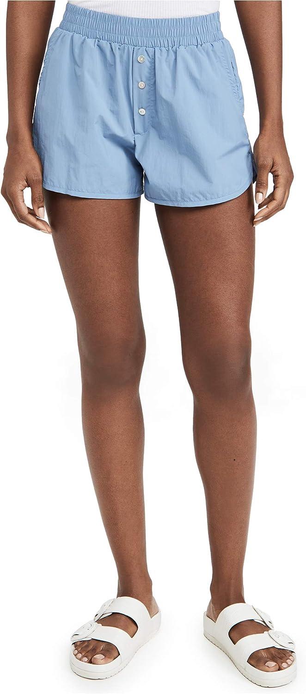 DONNI Women's Nylon Shorts