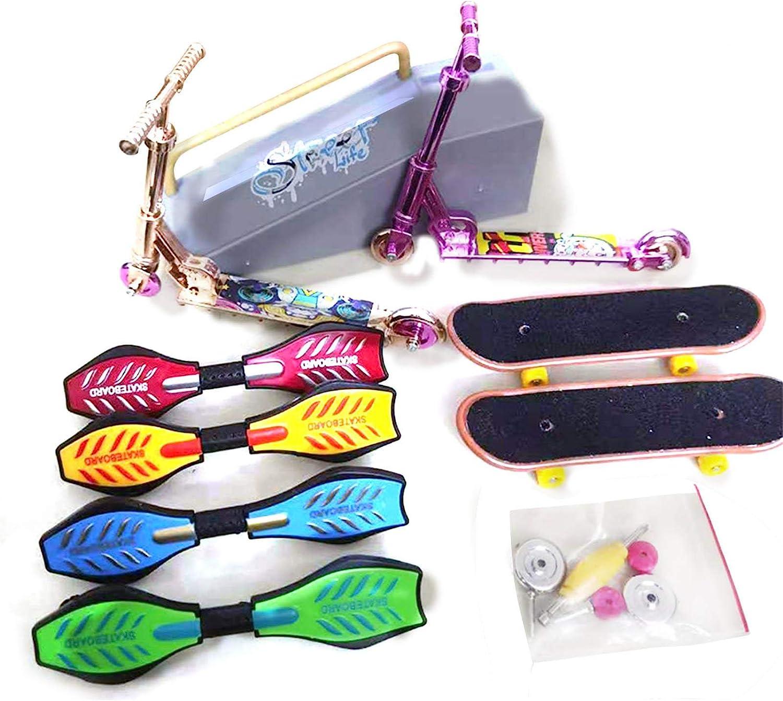 sillervan Mini Finger Toys Skateboards Set Bikes Sales for sale S Free Shipping Cheap Bargain Gift