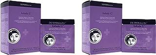 DERMAdoctor Kakadu C Intensive Vitamin C Peel Pads - Pack of 2 For Women 30 x 0.06 oz Pads