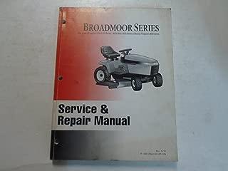 1998 Broadmoor Simplicity LTG LTH AGCO Allis 1600 Ferguson 2600 Service Manual