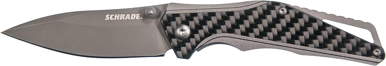 Schrade SCH706 6.5in High Carbon S.S. Ultra-Glide Folding Knife