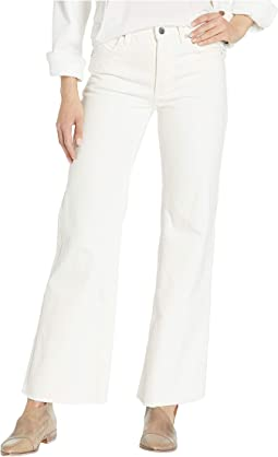 High Rise Straight Flare Jeans