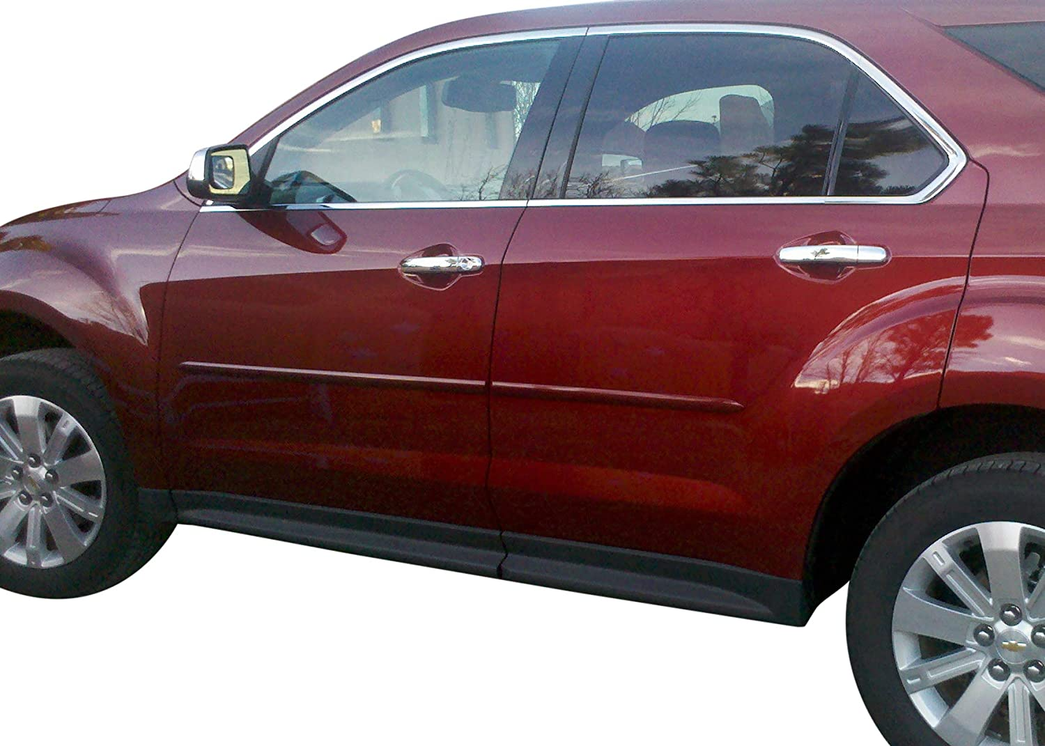 Body Side Moldings made Fort Worth Mall for the Equinox Chevrolet New item Painted in
