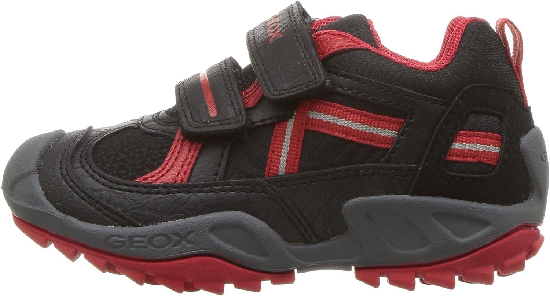 Geox Kids New Savage BOY 5 Sneaker